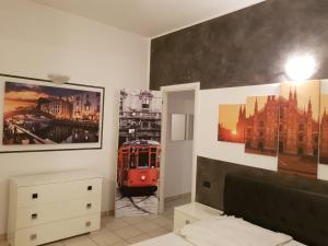 Ampio ed elegante bilocale a Milano (app. 4) - AbcAlberghi.com