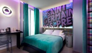 Hotel Le M Saint Germain, Szállodák - Párizs