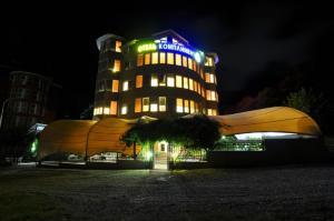 Отель Комплимент, Агой