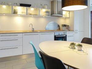 Luxurious apartment near Bogense with 2 spacious terraces