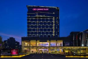 Crowne Plaza Chengdu Wenjiang, an IHG hotel