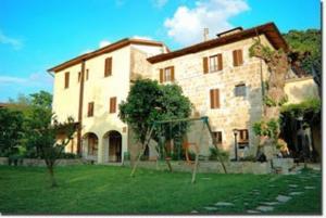 La Collina Di Pilonico, Venkovské domy  Pilonico Paterno - big - 21