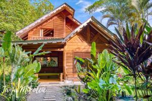 Casa Tropical Caribe sur Puerto Viejo
