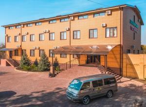 Отель Зеленый мыс, Невинномысск