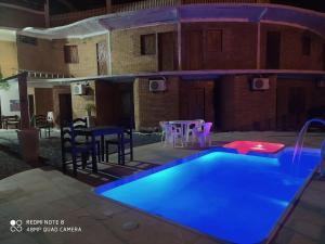 A Hotel Com Terraza Do Sol Inn Praia Do Francês Brazil