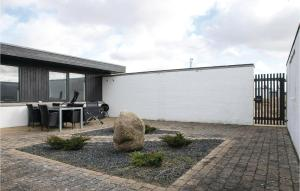 TwoBedroom Holiday Home in Pandrup