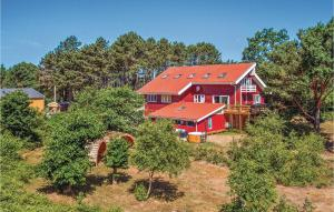Eight-Bedroom Holiday Home in Ebeltoft