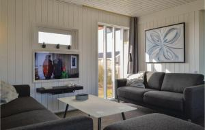 Holiday home Arvidvej I, Nyaralók  Bjerregård - big - 22