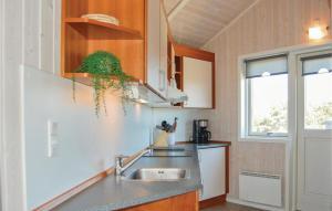 Holiday home Rauhesvej Hvide Sande V, Nyaralók  Bjerregård - big - 28