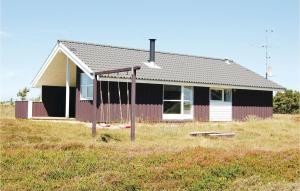 Holiday home Rauhesvej Hvide Sande V, Nyaralók  Bjerregård - big - 27