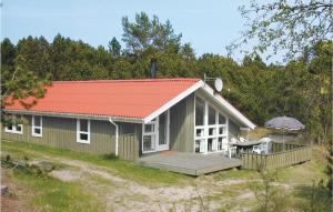 Holiday home Egernvej Ålbæk Denm