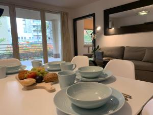 Modern 1BR flat in heart of Warsaw with parking