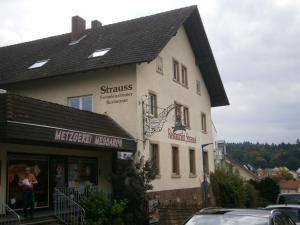 Hotel Strauss - Langensteinbach