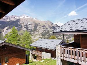 Accommodation in Villarodin-Bourget