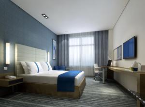Holiday Inn Express Langfang Park View, Hotely  Langfang - big - 28