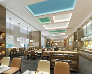 Holiday Inn Express Langfang Park View, Hotely  Langfang - big - 27