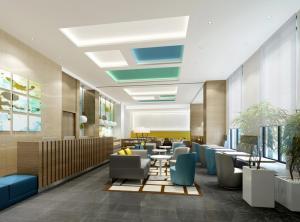 Holiday Inn Express Langfang Park View, Hotely  Langfang - big - 15