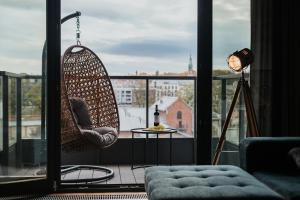 Wawrzyniec Luxury Apartment with Beautiful View