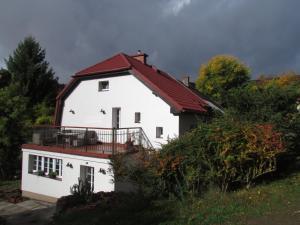 Ferienhaus Chalupa Pomněnka Jáchymov Tschechien