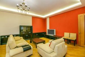 Red Apartment Vip City Center