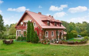 . Beautiful apartment in Ostroda w/ 5 Bedrooms