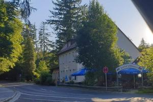 Hotel Hotel Berggasthof Waldlust Wunsiedel Německo