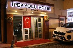 Отель Hotel Ipekyolu, Сапанджа