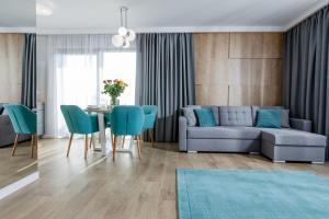 Apartament TURKUSOWY Gardenia Dziwnów EPapartamenty