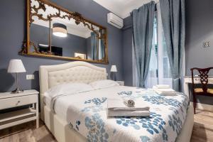 Amy Rooms, Via Vitruvio - AbcAlberghi.com