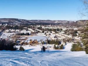 Millette panoramic - Hotel - Saint-Sauveur-des-Monts