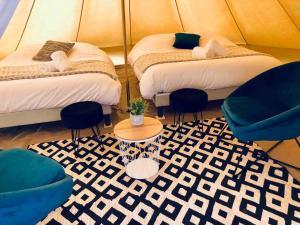 Location gîte, chambres d'hotes BIVOUAC VENDEE 4 saisons, chauffe , sauna dans le département Vendée 85
