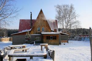 Дом для отпуска Эдельвейс 2, Новоабзаково
