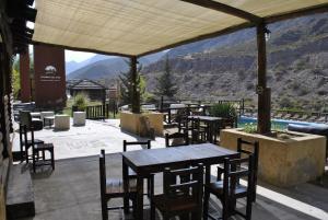 Mendoza Sol y Nieve, Lodges  Potrerillos - big - 36