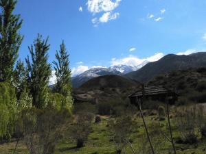 Mendoza Sol y Nieve, Лоджи  Potrerillos - big - 35