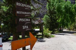 Mendoza Sol y Nieve, Lodges  Potrerillos - big - 45