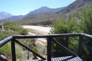 Mendoza Sol y Nieve, Chaty v prírode  Potrerillos - big - 44