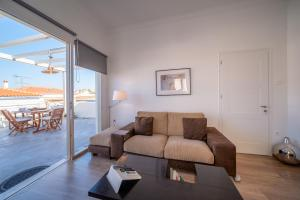 The ROOF - Sea View Apartment in the center of Aegina town Aegina Greece