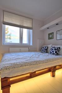 Apartament Leśny na jeziorem Długim