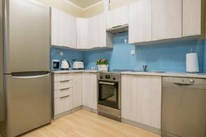 Apartament Blue Island