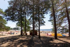 Karlstad Swecamp Bomstadbaden - Accommodation - Karlstad