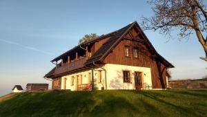 Chata Svatá Panna Loktuše Česko