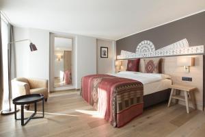 Accommodation in St. Moritz