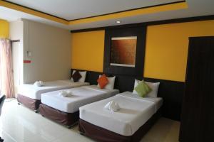 The Grand Pinnacle Bangkok Airport, Hotels  Lat Krabang - big - 21