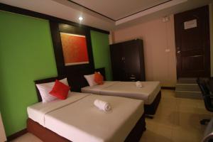 The Grand Pinnacle Bangkok Airport, Hotels  Lat Krabang - big - 9