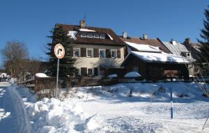Holiday home Namesti Csa - Hotel - Bozí Dar