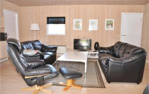 ThreeBedroom Holiday Home in Sydals