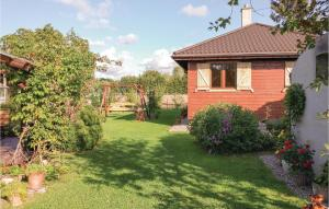 TwoBedroom Holiday Home in Darlowo