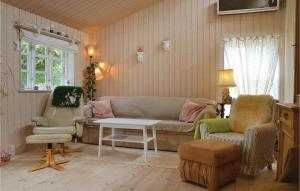 Holiday Home Gilleleje with a Fireplace 08