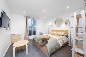 . one bedroom cosy for 2 people Paris