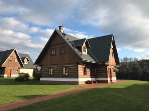 Chata Villa 25 Vrchlabí Vrchlabí Česko